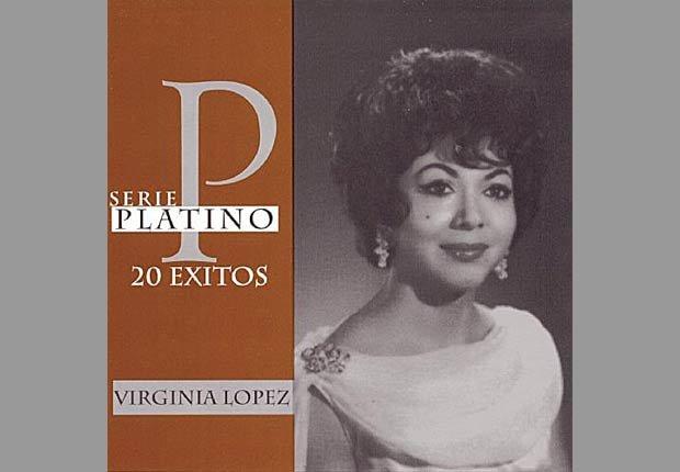 Virginia López - las mejores baladas latinas para San Valentín