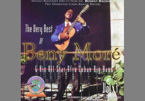 Beny Moré, Obras clásicas de la época dorada de la música cubana
