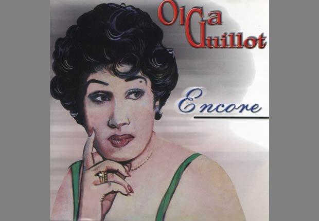 Olga Guillot, Obras clásicas de la época dorada de la música cubana