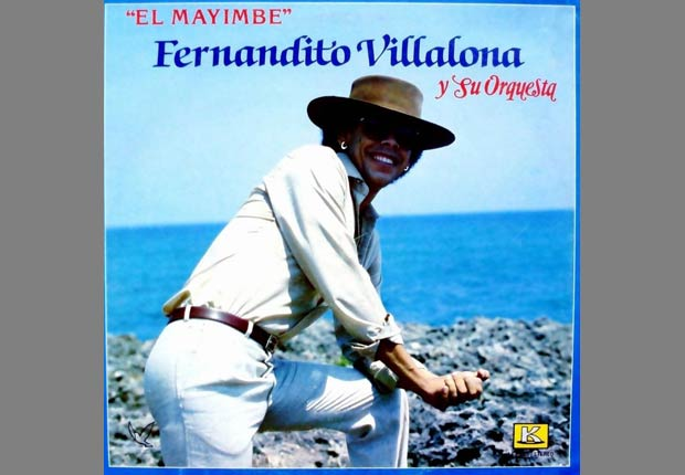 Fernandito Villalona, Merengue Top Ten