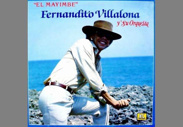 Fernandito Villalona, Merengue Top Ten