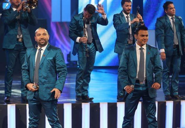 Banda El Recodo fue reconocida con el 'Premio Legado Musical'.