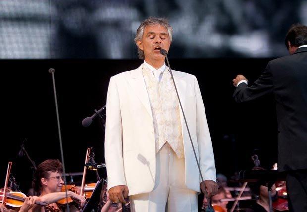 Andrea Bocelli - 10 baladas latinas