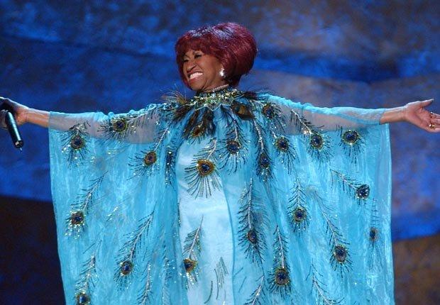 Celia Cruz - 10 Clásicos de la música Salsa