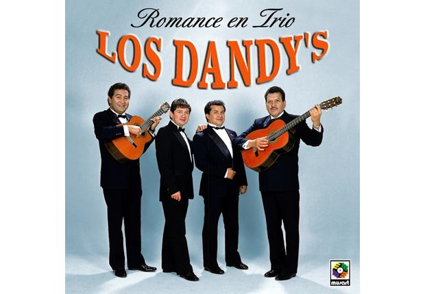 Los Dandy's - 10 baladas latinas