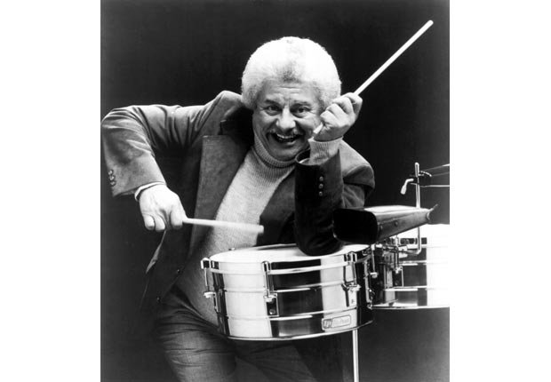 Tito Puente - 10 Clásicos de la música Salsa