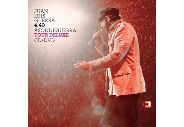 Juan Luis Guerra - Asondeguerra Live