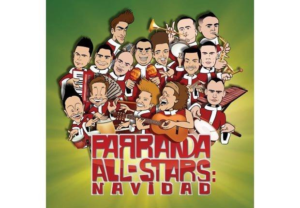 Parranda All-Stars Navidad