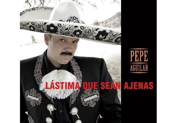 Pepe Aguilar - Lástima Que Sean Ajenas
