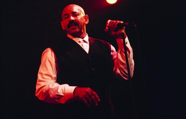 Cantante venezolano Oscar de León