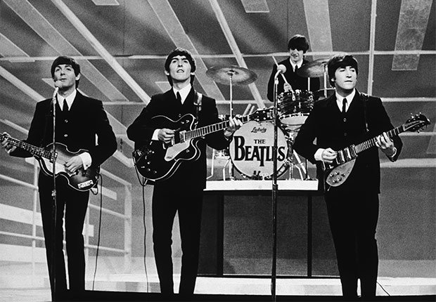 Rendimiento Ed Sullivan 1964, Beatlemania