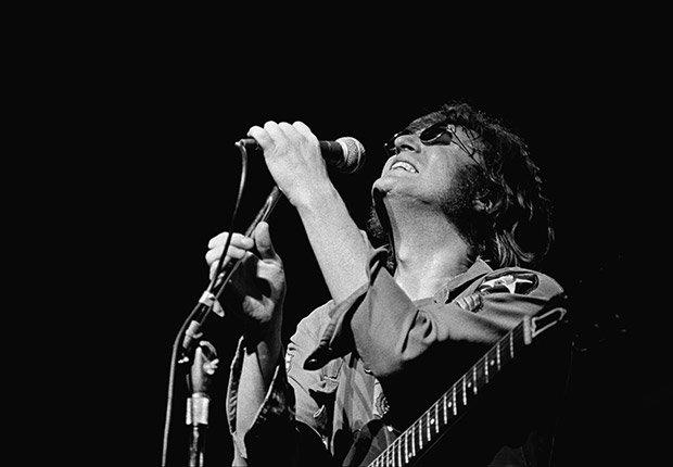 Lennon Realiza en el One To One Concert en 1972, Beatlemanía.