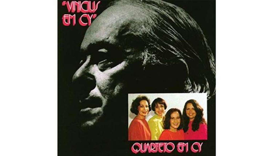 item 7 of Gallery image - Quarteto Em Cy  Água de beber