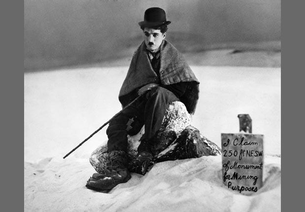 Gold Rush, 10 películas claves de Charles Chaplin