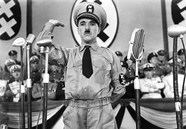The Great Dictator, 10 películas claves de Charles Chaplin