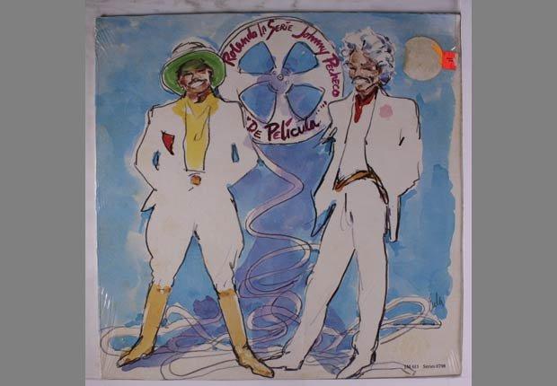 Rolando LaSerie y Johnny Pacheco - La música de Johnny Pacheco