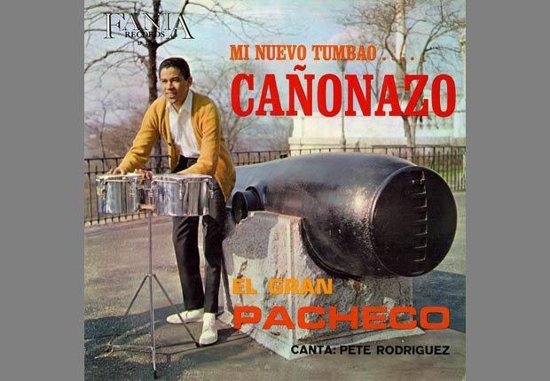 Cañonazo - La música de Johnny Pacheco