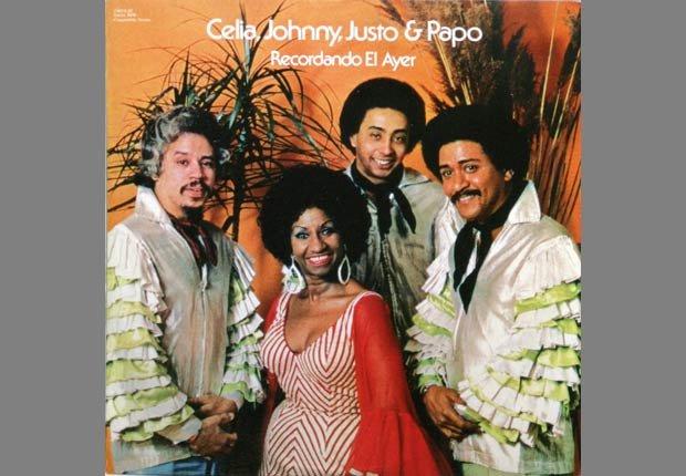 Celia, Johnny, Justo y Papo - La música de Johnny Pacheco