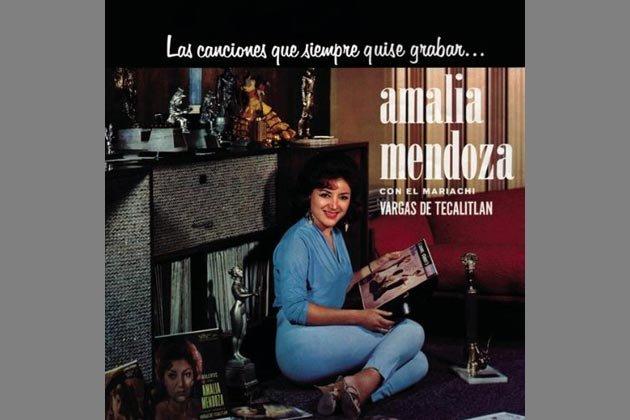 Amalia Mendoza - 10 rancheras inolvidables y sus intérpretes más famosos