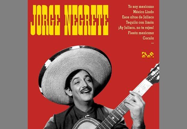 Jorge Negrete - 10 rancheras inolvidables y sus intérpretes más famosos