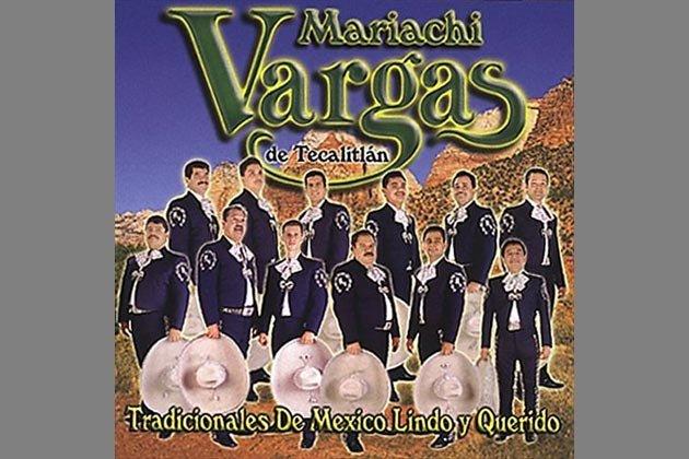 El Mariachi Vargas de Tecalitlán - 10 rancheras inolvidables y sus intérpretes más famosos