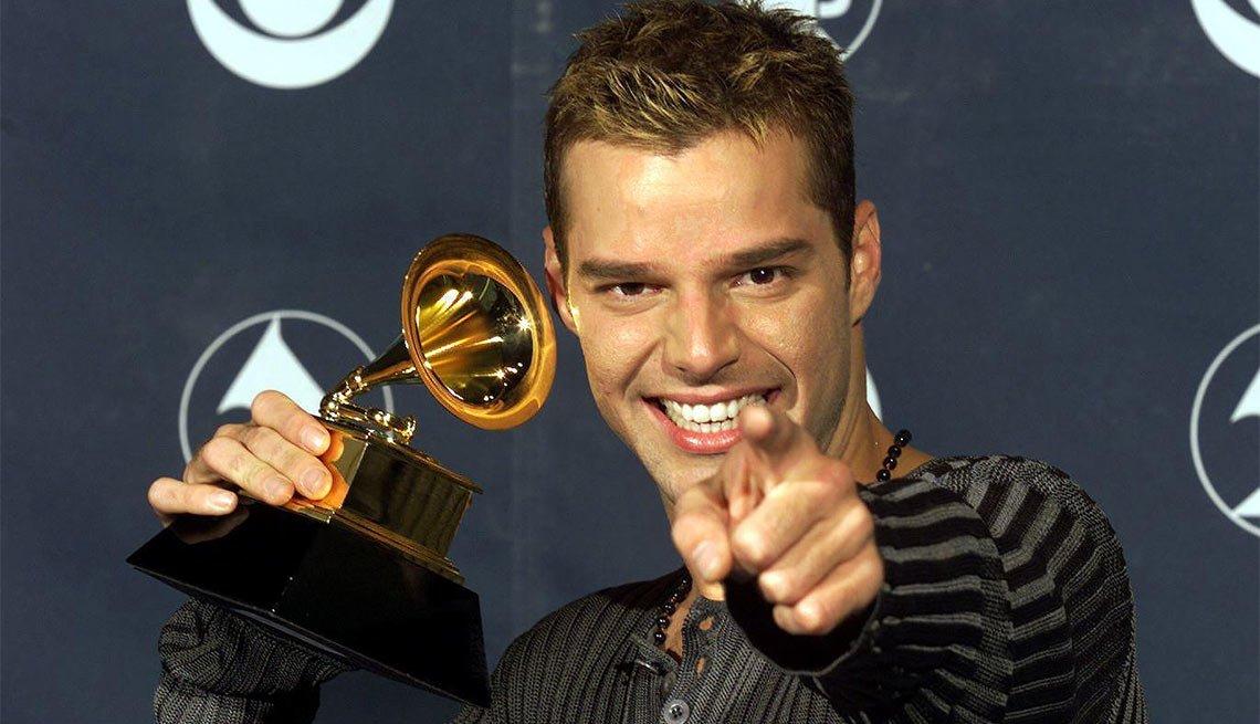 Ricky Martin ganó el Grammy en 1999