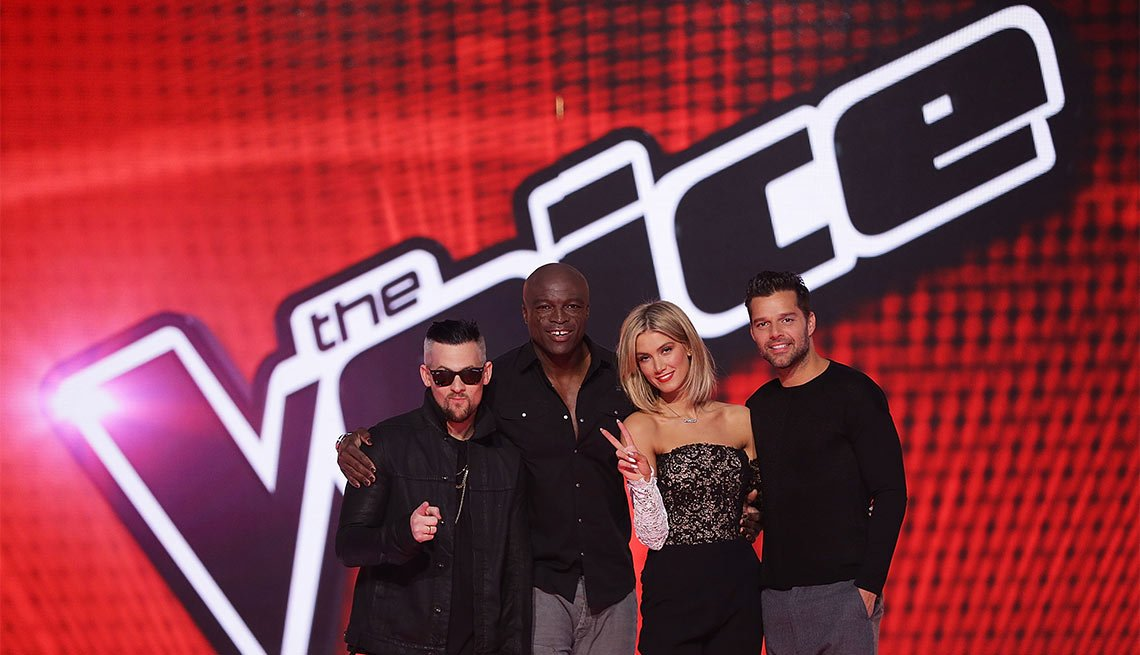 Ricky Martin, The Voice Australia, donde fue juez
