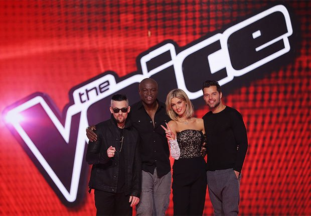 Ricky Martin, The Voice Australia, donde fue juez