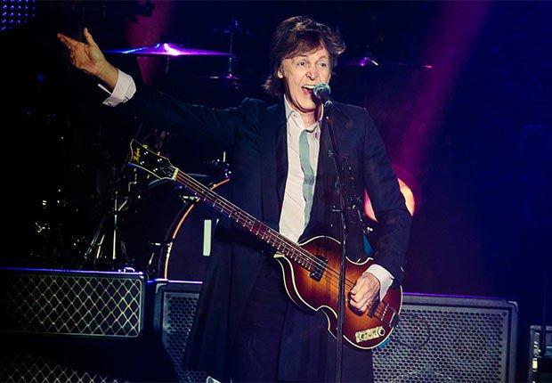 Paul McCartney - Artistas con más de 70