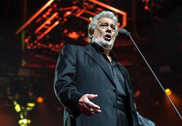 Placido Domingo - Artistas con más de 70 años