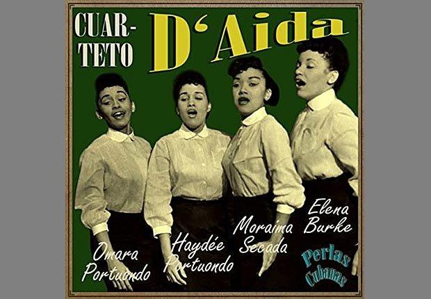 Cuarteto D-Aida - Joyas de la música cubana