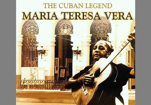 María Teresa Vera - Joyas de la música cubana