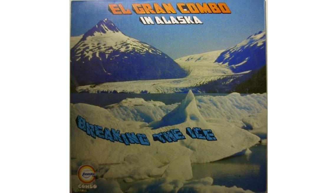 El Gran Combo, portada del álbum Breaking the Ice - Discos que los llevaron a la fama