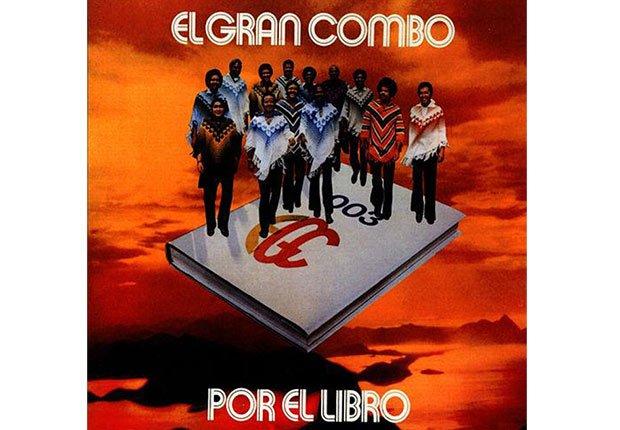 El Gran Combo, portada del álbum Por El Libro  - Discos que los llevaron a la fama