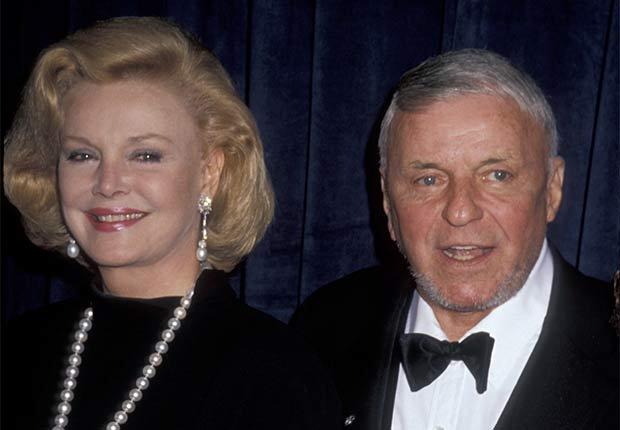 Frank Sinatra y su esposa Barbara - 100 años de su natalicio