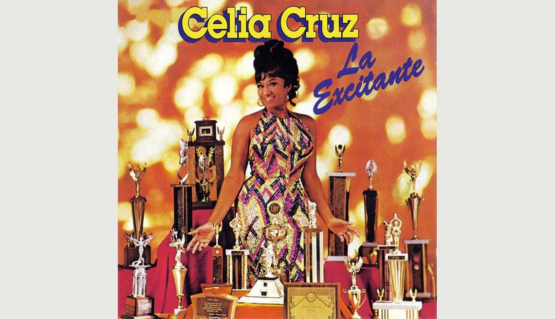 item 6 of Gallery image - Portada del disco, Celia Cruz La Excitante - 10 Canciones representativas del Boogaloo