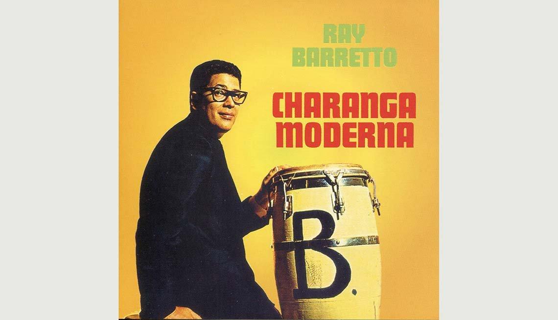 Portada del disco de Ray Barretto, Charanga Moderna - 10 Canciones representativas del Boogaloo