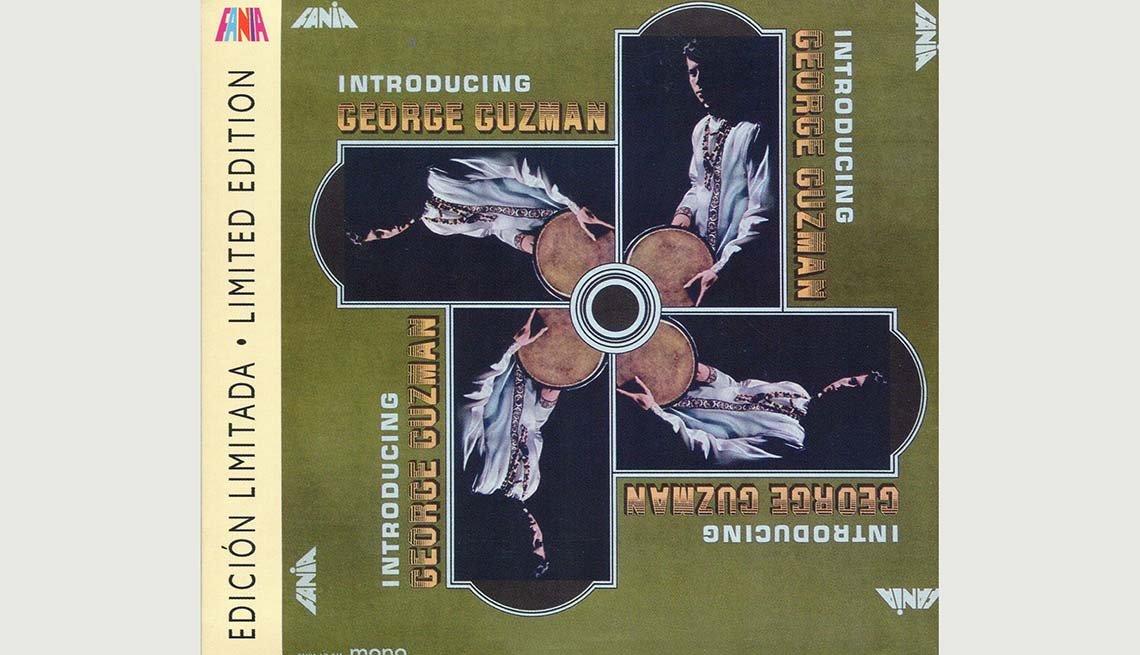 item 9 of Gallery image - Portada del disco, Introducing George Guzman - 10 Canciones representativas del Boogaloo