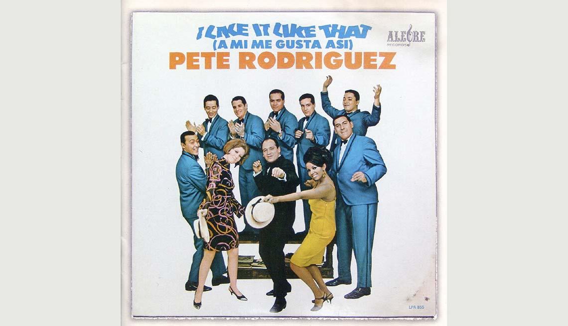 item 3 of Gallery image - Portada del disco de Pete Rodriguez, I Like it Like That - 10 Canciones representativas del Boogaloo