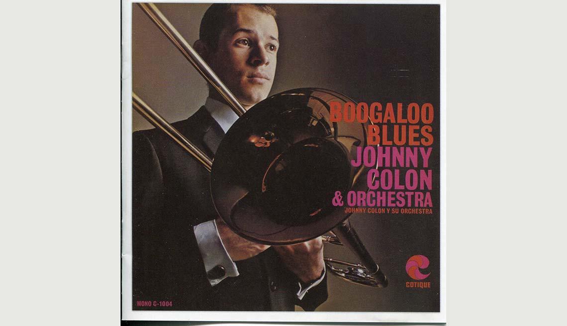 item 7 of Gallery image - Portada del disco de Johnny Colón y la orquesta Boogaloo Blues - 10 Canciones representativas del Boogaloo