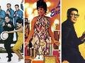 Portadas de los discos de Pete Rodriguez, Celia Cruz y Ray Barretto - 10 canciones representativas del Boogaloo