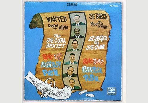 Portada del disco de The Joe Cuba Sextet, Bang Bang - 10 canciones representativas del Boogaloo