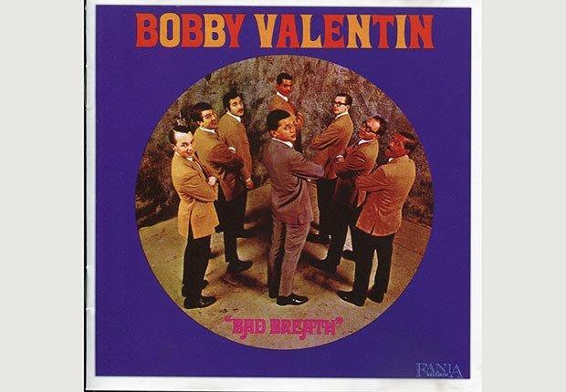 Portada del disco Bobby Valentin, Bad Breath - 10 canciones representativas del Boogaloo