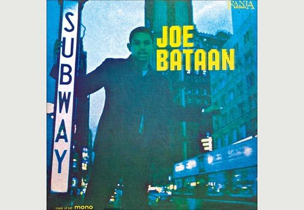 Portada del disco de Joe Bataan, Subway - 10 Canciones representativas del Boogaloo