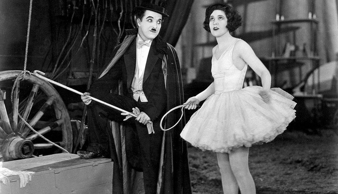 10 películas clave de Charlie Chaplin -  The Circus (El circo)(1928)
