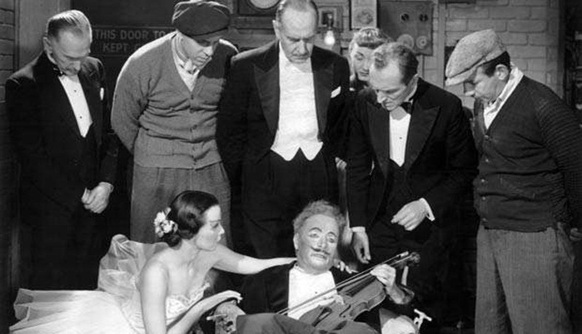 10 películas clave de Charlie Chaplin - Candilejas