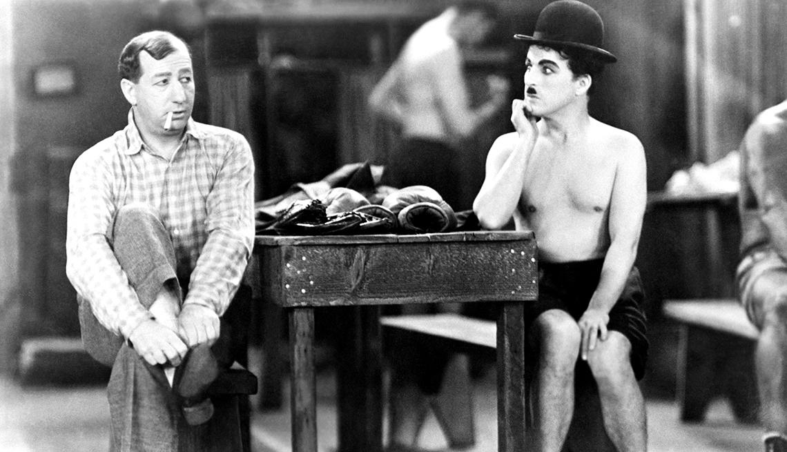 10 películas clave de Charlie Chaplin - City Lights (Luces de la ciudad)(1931)