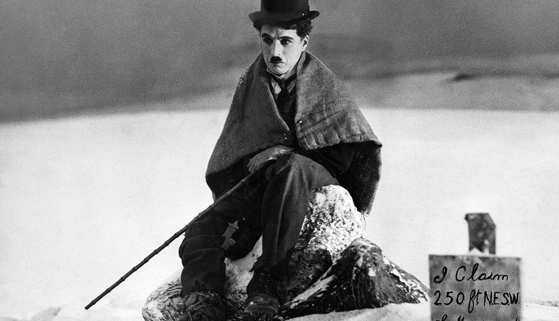 10 películas clave de Charlie Chaplin - The Gold Rush (La quimera del oro)(1925)