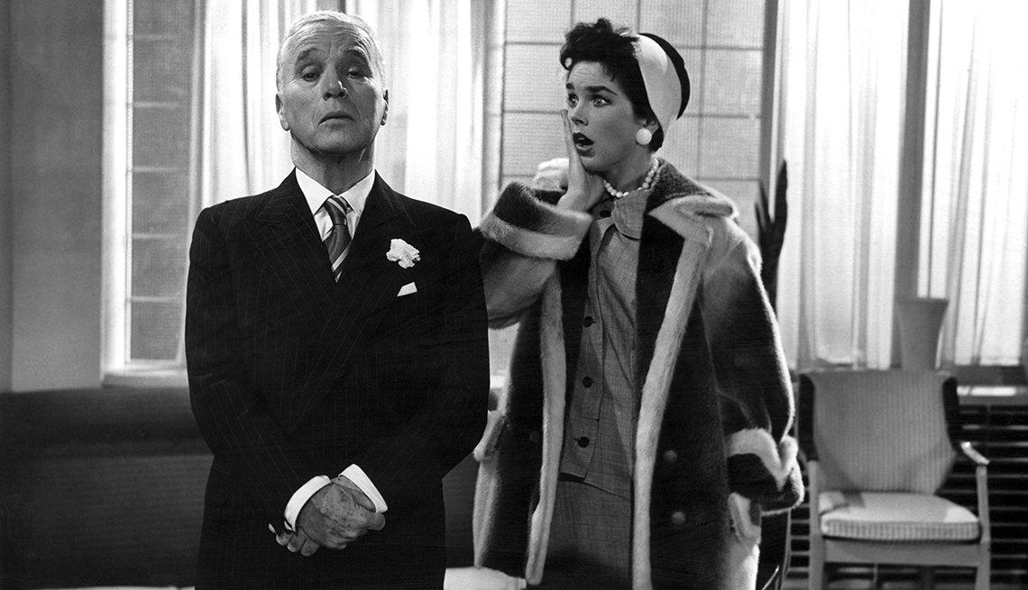 10 películas clave de Charlie Chaplin - A King In New York (Un rey en Nueva York)(1957)