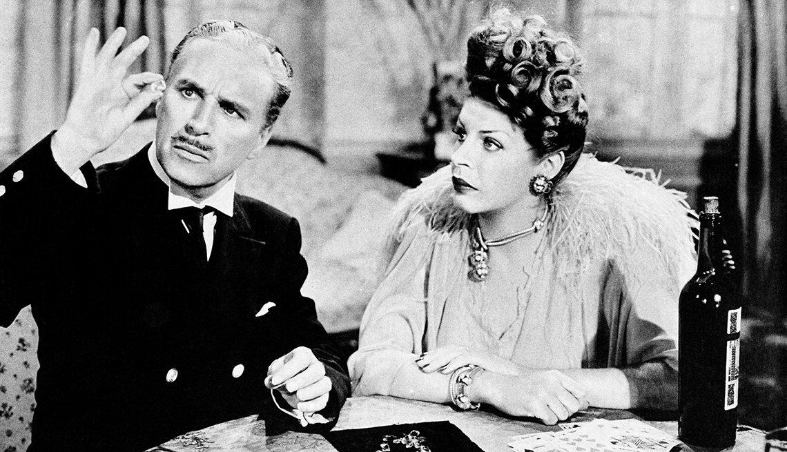 Monsieur Verdoux (El señor Verdoux)(1947) - Charles Chaplin: 10 Key Films